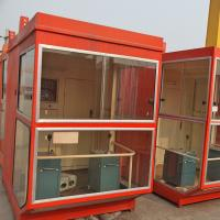 Buy cheap Construction / Modern / Mobile Crane Operator Cabin With Air Conditioner from wholesalers