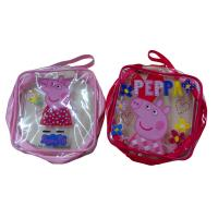 China 30C transparent soft cold storage PVC carrier bags with 4C printng zipper closure for Children underwear on sale