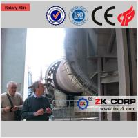 Buy cheap Cement Making Machinery Cement Production Line Rotary Kiln for Sale from wholesalers