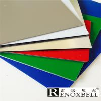 Buy cheap Multicoloured Aluminum Composite Panel for Wall Cladding from wholesalers