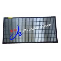 Buy cheap 25'' * 49.3125'' Stainless Steel Sieve Mesh For Solid Control System from wholesalers