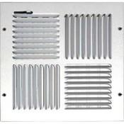 Buy cheap Round Zero Degree Linear Bar Grille from wholesalers