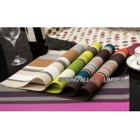 Buy cheap Textilene placemats, palcemat for banquet,hotel placemat product