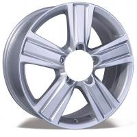 Buy cheap 60 et silver star car aluminum rims 5 holes 18/20 inch alloy wheels from wholesalers