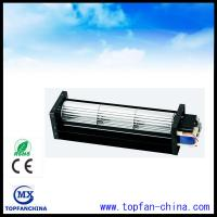 Buy cheap AC Automotive Cross Flow Cooling Fan 110V / 220V With High Temperature from wholesalers