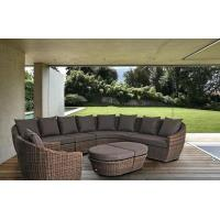 Buy cheap 7-piece Metal outdoor modular sectional sofa outdoor furniture garden sofa-YS5745 from wholesalers