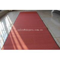 Buy cheap Gym Exercise Soft EVA Foam Sheet Textile Fitness Yoga Mat NBR Closed Cell Mats from wholesalers