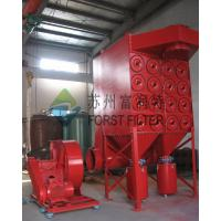 Buy cheap FORST Supply Pulse Industrial Cyclone Dust Collector Manufacturer product
