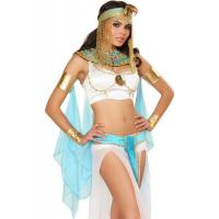 Buy cheap International Cleopatra Adult Fancy Dress , Lingerie Sexy Pumpkin Costumes from wholesalers