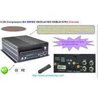 Buy cheap Hard Disk Security 3G Mobile DVR With GPS / WIFI Customizable Languages from wholesalers