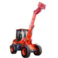 Buy cheap Customized Telescopic mask/fork tool wheel Loader for sale UK product