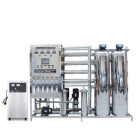 Buy cheap RO Membrane 1.5Mpa 500L/H Water Purification Machine from wholesalers