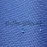 Buy cheap 420D nylon oxford pu coated DWR for rainwear covers bags HTF-050 product