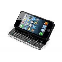 Buy cheap Slide - Out QWERTY iPhone 5 Keyboard Case With Chargeable By Micro - USB Cable from wholesalers