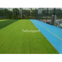 Buy cheap Anti Slip Synthetic Grass Underlay Lawn Pad Suspended Interlocking Flooring product