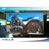 Ultral HD P1.6 SMD1010 Indoor Advertising Led Display For Tv Studio / Trade Show