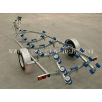 Buy cheap Boat Trailers Hot Dip Galvanised 6.3X1.6M from wholesalers
