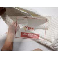 Buy cheap Luxury Conmfort  Mattress Cover with metal zipper for foam mattress from wholesalers
