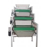 Buy cheap Dry High Intensity Magnetic Separator With Double Rollers For Building Materials product