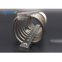 Buy cheap Kacise Cable Shock Absorber , Durable Stainless Steel Wire Rope Shock Absorber from wholesalers