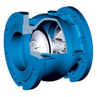 Buy cheap Silence Check Valve DN200 / Flange drilled PN10 / SS 316 AISI / Pressure PN16 from wholesalers