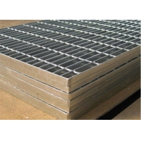 Buy cheap Anti Rust Heavy Duty 75x10mm Hot Galvanized Metal Grating from wholesalers