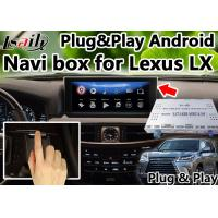 Buy cheap High Speed Android 6.0 Lexus Video Interface for IS LX RX  support USB CarPlay as optional from wholesalers