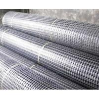 Buy cheap Polyester High Strength Biaxial Mine Geogrid product