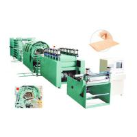 Buy cheap Paper yarn cement bag making machine With Video and CE certificate from wholesalers