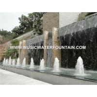 Buy cheap Large Garden Fountains Project , Water Features For Gardens With Water Fall from wholesalers