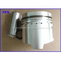 Buy cheap 6207 - 31 - 2141 S6D95 Komatsu Engine Parts , Diesel Engine Piston With Pin And Clips from wholesalers
