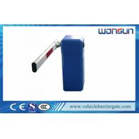 Buy cheap Automatic Straight Boom Residential Barrier Gate Electric Boom Barrier from wholesalers