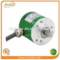 Buy cheap 38mm Incremental Optical Encoder 24V DC Motor from wholesalers