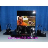 Buy cheap Custom plexiglass watch display / acrylic watch display stand for retail store from wholesalers