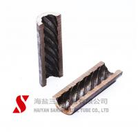 Buy cheap Seamless Heat Exchanger Steel Tube 0.5 - 50mm Thickness For High Pressure Boiler from wholesalers