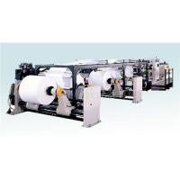 Buy cheap Paper and cardboard sheeters cutters/paper sheeting machine/folio sheeter/cut size web sheeter from wholesalers