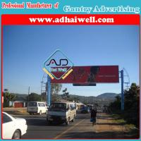 Buy cheap Gantry Spanning a Road Sign Board from wholesalers