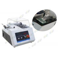 Buy cheap Diamond Cutting Wheel Metallurgy Lab Equipment With Automatic Water Cooling System from wholesalers