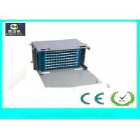 Buy cheap 144 Cores ODF Fiber Optic Distribution Box Open Easy Fiber Terminal Box from wholesalers