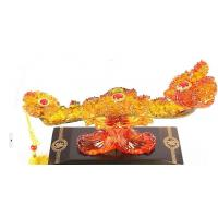 Buy cheap Nine dragon ruyi resin crafts from wholesalers