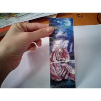 Buy cheap 3D PVC card with custom print from wholesalers