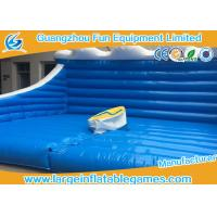 Buy cheap Super Popular Jet Surf Air Inflatable Surfboard Mechanical Rodeo Game For Adults from wholesalers