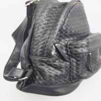 Buy cheap Black Women pu Backpack Bags Agent china purching agent bags supplier from wholesalers