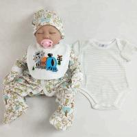 Buy cheap Gift Baby Boy Clothing Sets Comfortable Soft Baby Clothes Newborn Romper from wholesalers