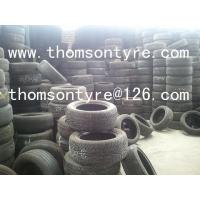 Buy cheap used tires from 12 inch to 22 inch from wholesalers