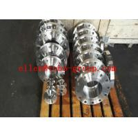 Buy cheap A182 F53 Lap Joint Flange DN50 CL600Super Duplex Stainless Steel 2507 (UNS 32750/F53) from wholesalers