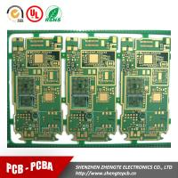 Buy cheap Smart Best 2015 Hot Sale Double Sided Rigid PCB and pcb manufacturer in china from wholesalers