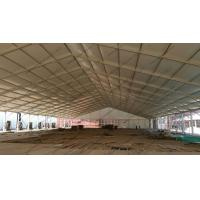 Buy cheap 40M Clear Span Conference Event Tent with AC System and Luxury Carpet for more then 800 People from wholesalers