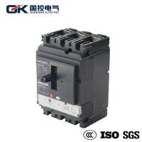 Buy cheap Din Mount Miniature Circuit Breaker Black Manual Residential Electrical Panel from wholesalers