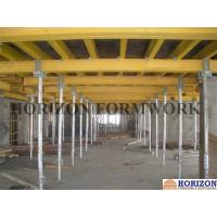 Buy cheap Horizontal Slab Formwork Systems , Movable Table Form For Concrete Slab from wholesalers